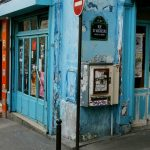 11ème arrondissement – Le café bleu de la rue jean-Pierre Timbaud