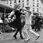 5ème arrondissement – Petit guinche rue Mouffetard