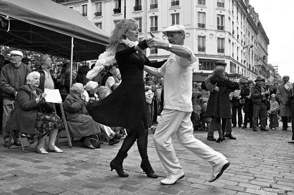5ème arrondissement - Petit guinche rue Mouffetard