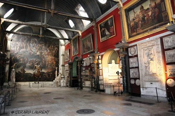 6ème arrondissement - Les trésors cachés de la chapelle des Petits Augustins des Beaux Arts