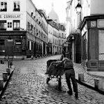 18ème arrondissement – Le peintre de la rue Norvins