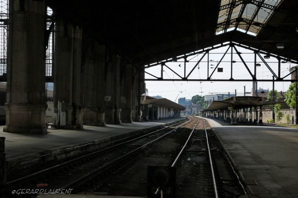 13ème arrondissement - Les quais de la gare d'Austerlitz