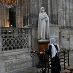 1er arrondissement – Prière à Saint Eustache