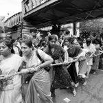 18ème arrondissement – Tous pour Ganesh boulevard de la Chapelle
