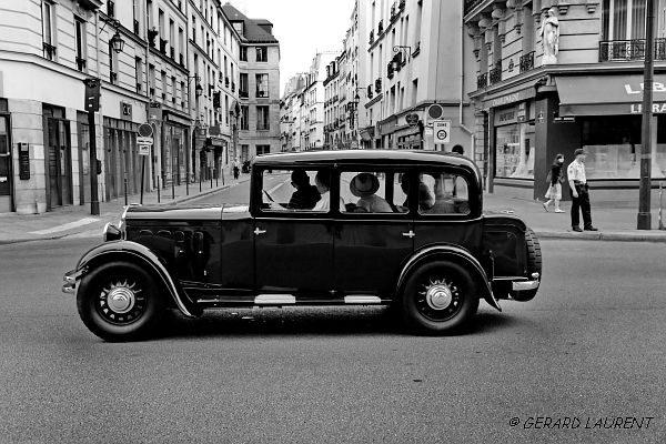 4ème arrondissement - Visiter la capitale en auto