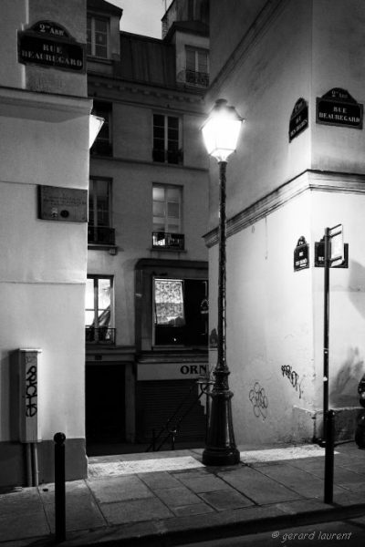2ème arrondissement - Série noire rue Beauregard
