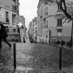 18ème arrondissement – La rue Berthe