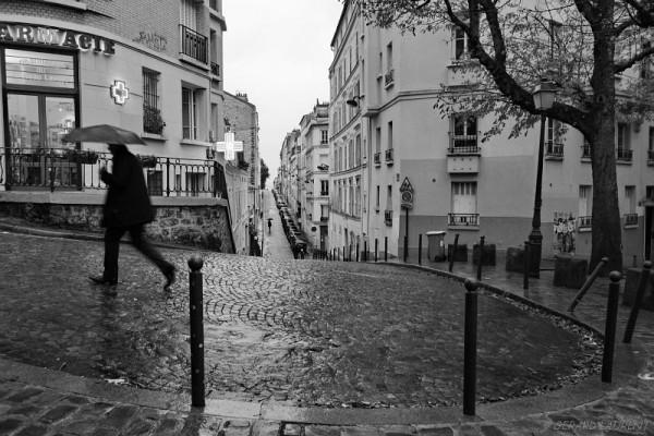 18ème arondissement - La rue Berthe