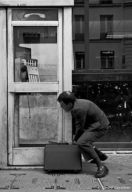 11ème arrondissement – Le téléphone portable de la rue de Charonne