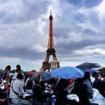 16ème arrondissement – Cinéma au clair de lune au Trocadéro