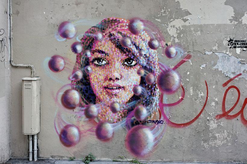 11ème arrondissement – Un monde de bulles et de street art