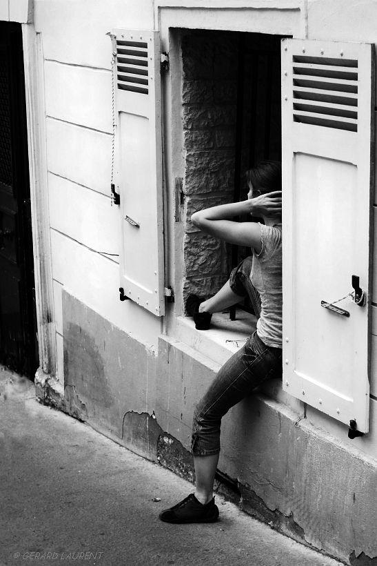 18ème arrondissement – Elle téléphonait rue Berthe