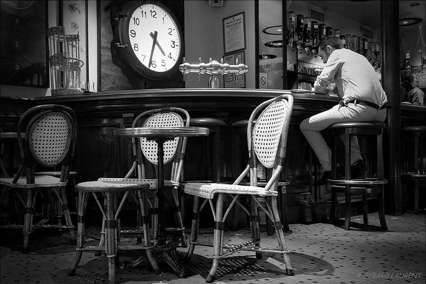 4ème arrondissement – Le temps qui passe à l'Etoile Manquante