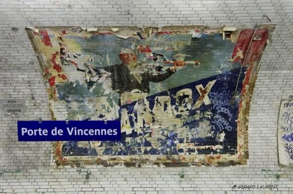 Un viandox Porte de Vincennes