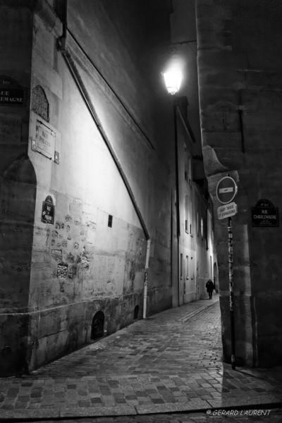 4ème arrondissement - La rue du Prévôt