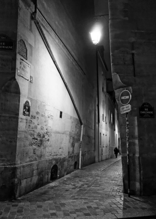 Quatrième arrondissement – La rue du Prévôt