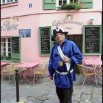 18ème arrondissement – Le garde champêtre de Montmartre