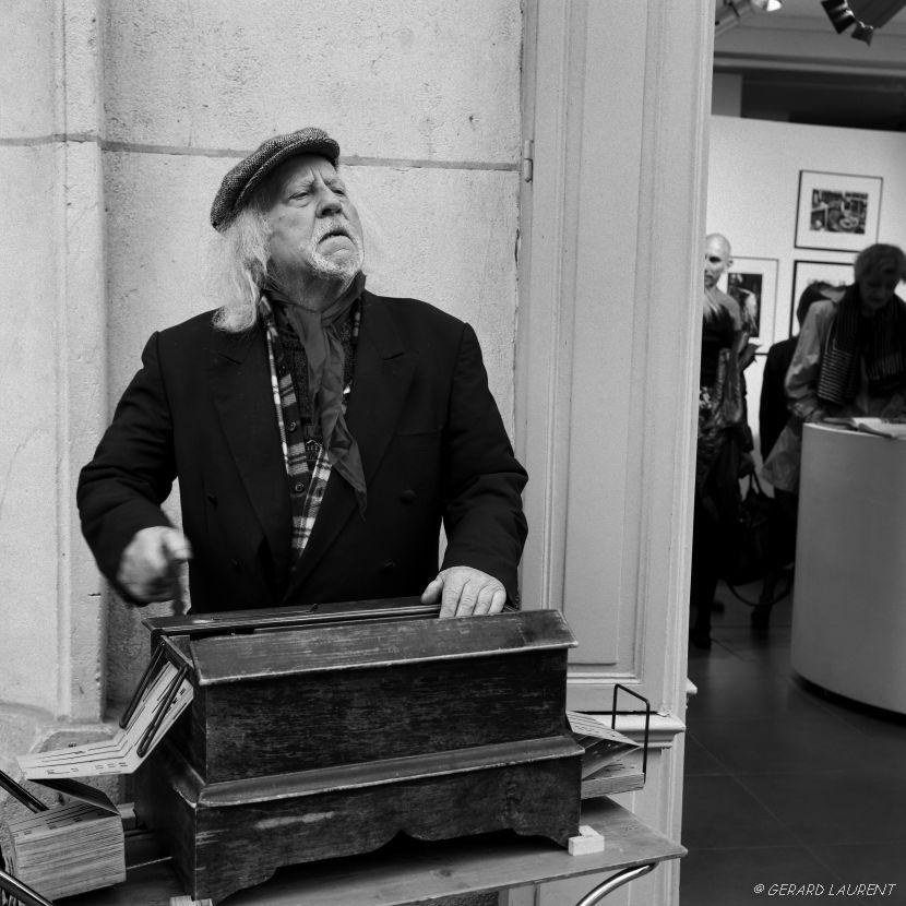 12ème arrondissement – L'orgue de barbarie de Terres d'Aligre