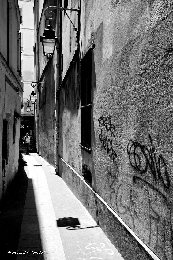 5ème arrondissement – La rue du Chat qui Pêche