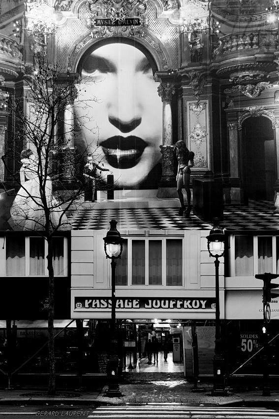 9ème arrondissement – Le musée Grévin est sous les bâches