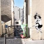 18ème arrondissement – Les amoureux du passage des Abbesses