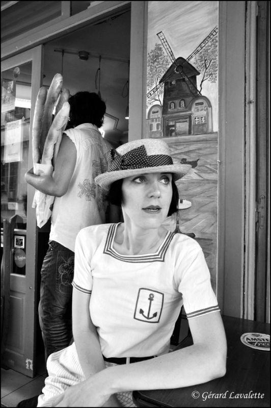 18ème arrondissement – Annabelle rue Planquette