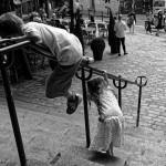 18ème arrondissement – Les enfants de la place Emile Goudeau