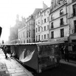 1er arrondissement – Matin blême marché Montorgueil