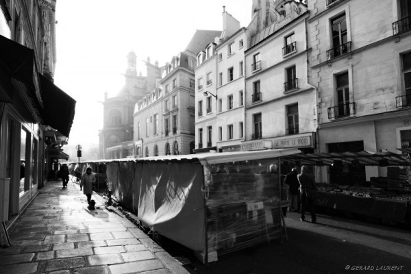 010044 – Matin blême marché Montorgueil