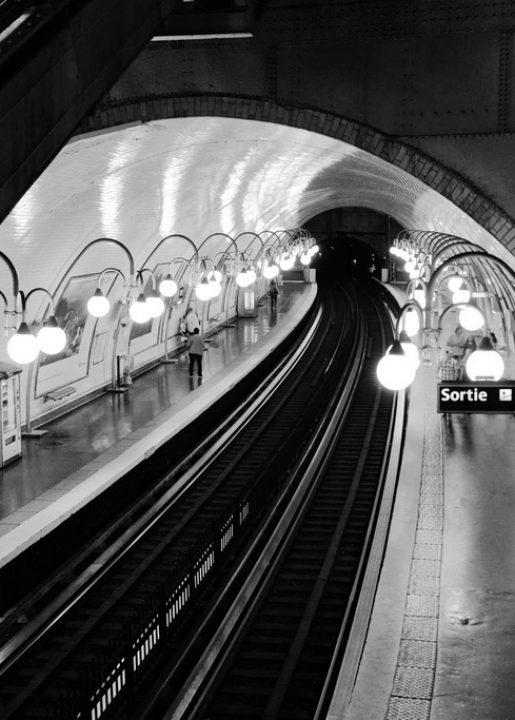 4ème arrondissement – métro Cité