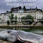 Gérard LAURENT PHOTOGRAPHIES : Portes Ouvertes à L'Oeil du Huit du vendredi 17 au dimanche 19 novembre 2017