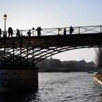 1er arrondissement – Sous les jupes du Pont des Arts