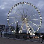 1er arrondissement – La grande roue de la Place de la Concorde