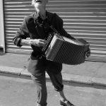 17ème arrondissement – L'accordéoniste de la rue de Levis