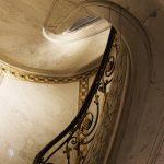 8ème arrondissement – L'escalier d'honneur du musée Jacquemart André