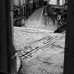 20ème arrondissement – La rue Saint Blaise et la sortie d'église