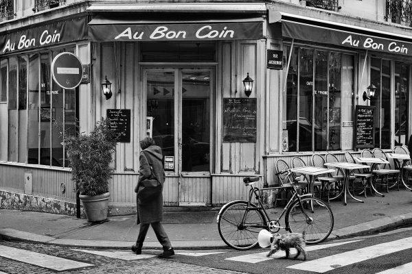 17ème arrondissement - Au Bon Coin (@Gérard Laurent - 2004)