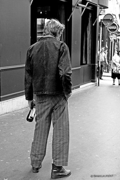11ème arrondissement - Ok Corral rue de la Roquette (@Gérard Laurent - 2007)