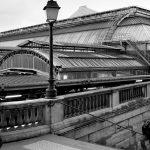 10ème arrondissement – la Gare de l'Est rue d'Alsace (2004)