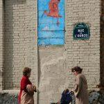 19ème arrondissement – La cigogne de la rue de l'Ourcq (2005)
