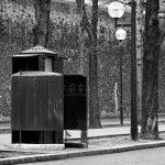 14ème arrondissement – La pissotière du boulevard Arago (photo 2002)