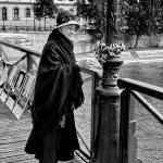 1er arrondissement – Le temps qui passe et les mots d'amour aussi sur le Pont des Arts