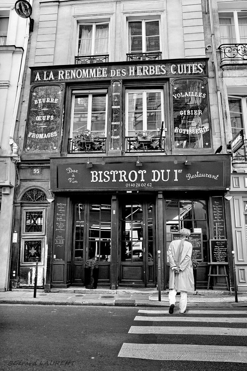 1er arrondissement - A la renommée des herbes cuites