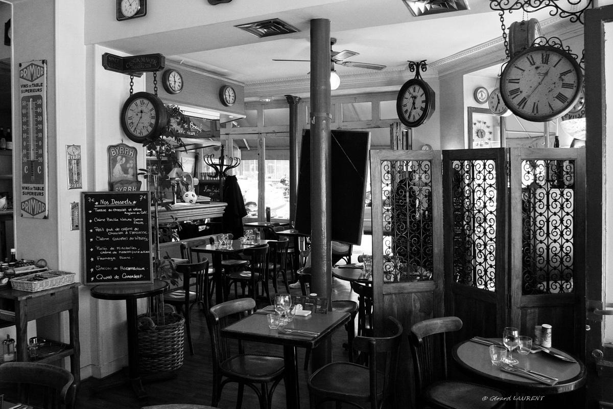 17ème arrondissement - A la Bonne Heure