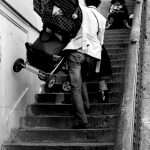 9ème arrondissement – L'escalier de la rue Pierre Semard